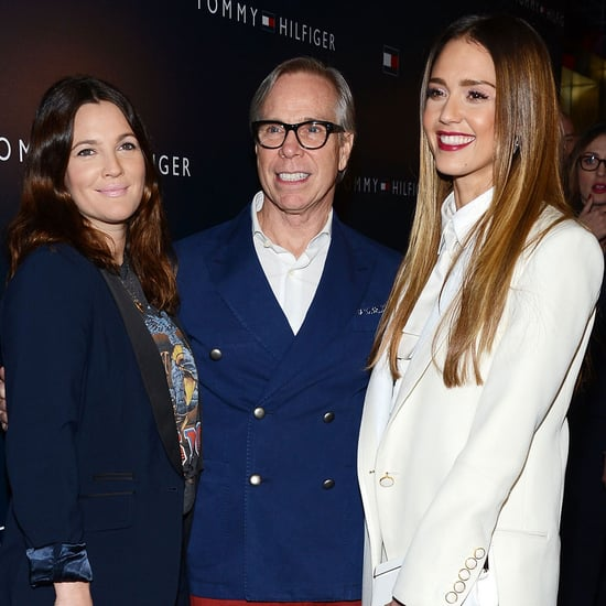 Celebrities at Tommy Hilfiger LA Opening | Pictures
