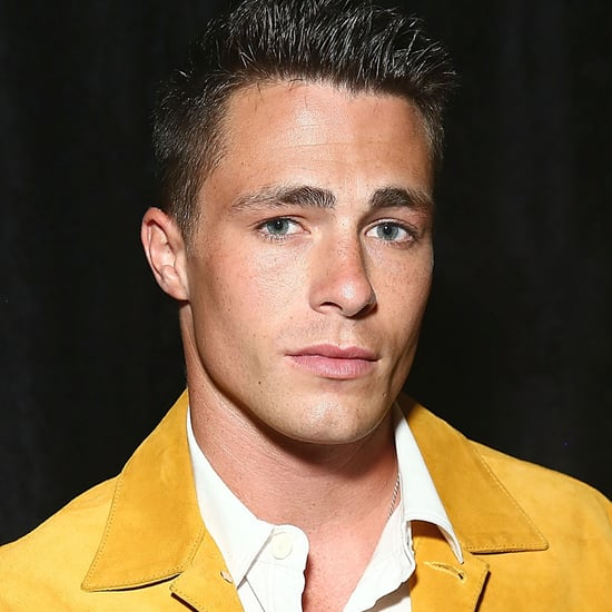Colton Haynes Tweets About Anxiety