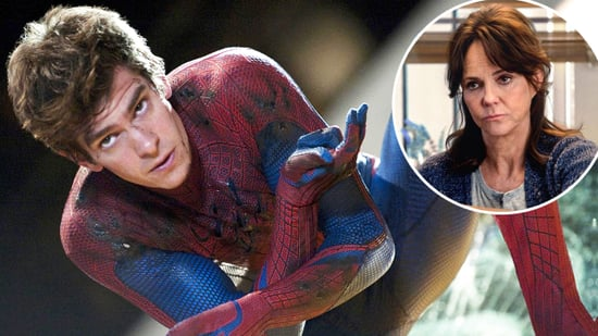 Sally Field Slams 'The Amazing Spider-Man,' Took the Role to Support a Dying Friend