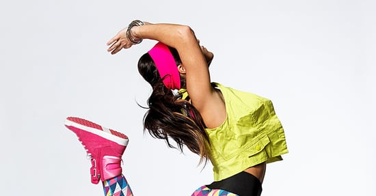 Hit Your Sweat-Induced Endorphin High with An '80s Pop Workout Playlist