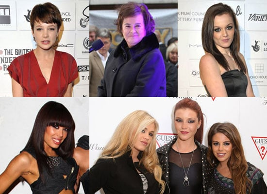 Photos of Upcoming British Female Stars Carey Mulligan, Susan Boyle: Who Do You Want to See More Of in 2010?