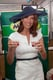 Kate Walsh got away from the races to promote Mott's in 2011.