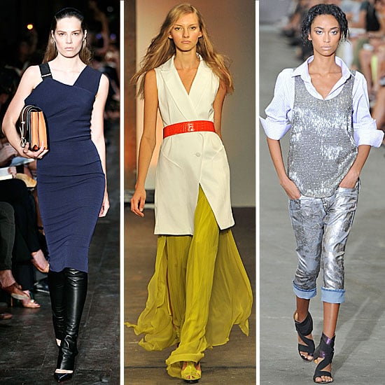 Spring 2012 Styling Trends