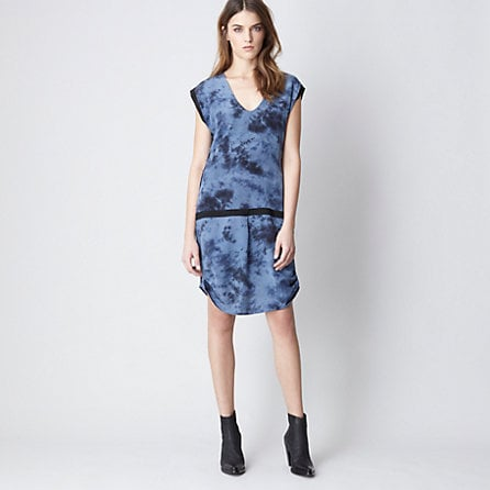 DARYL K FOR STEVEN ALAN tie dye empty dress