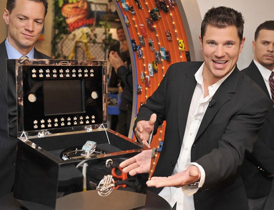 Nick Lachey Still Plays With Toys
