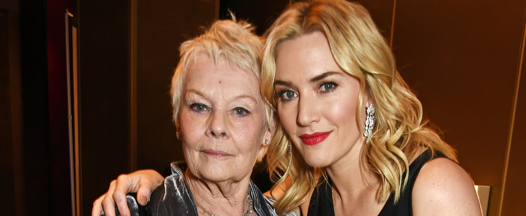 Kate Winslet Reunites With Two of Her Former Costars in London
