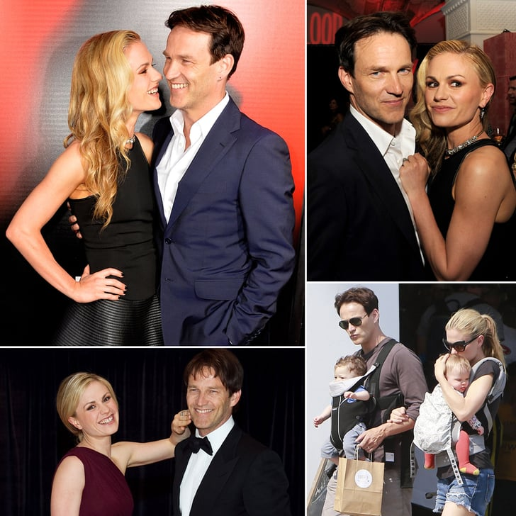 True Blood Love: See Anna Paquin and Stephen Moyer's Sweetest Moments