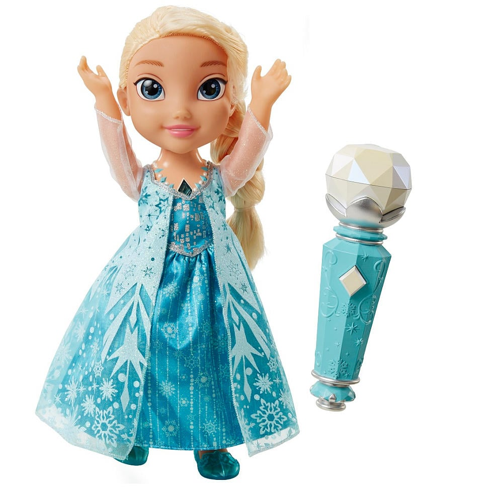 For 3-Year-Olds: Disney Frozen Sing Along Elsa Doll