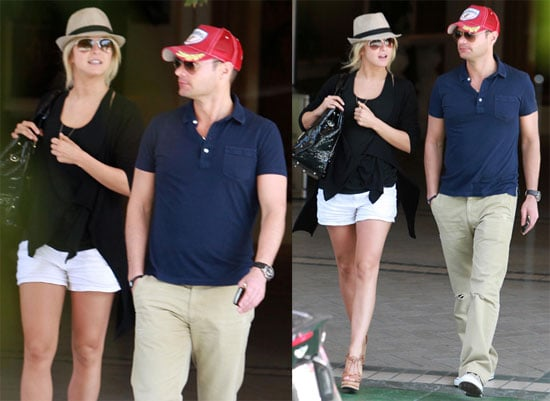 Pictures of Ryan and Julianne