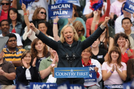 How Republican Meg Whitman Plans on Winning Women's Vote