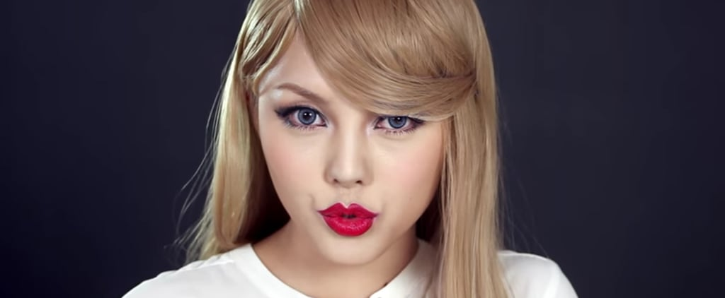 This Blogger's Insane Taylor Swift Transformation Is Straight Out of Your Wildest Dreams