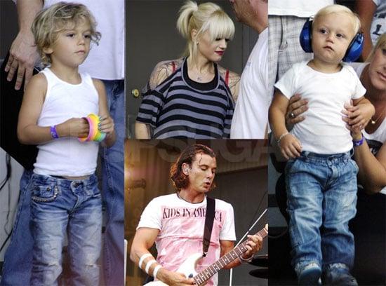 Pictures of Gwen, Gavin, Zuma, Kingston