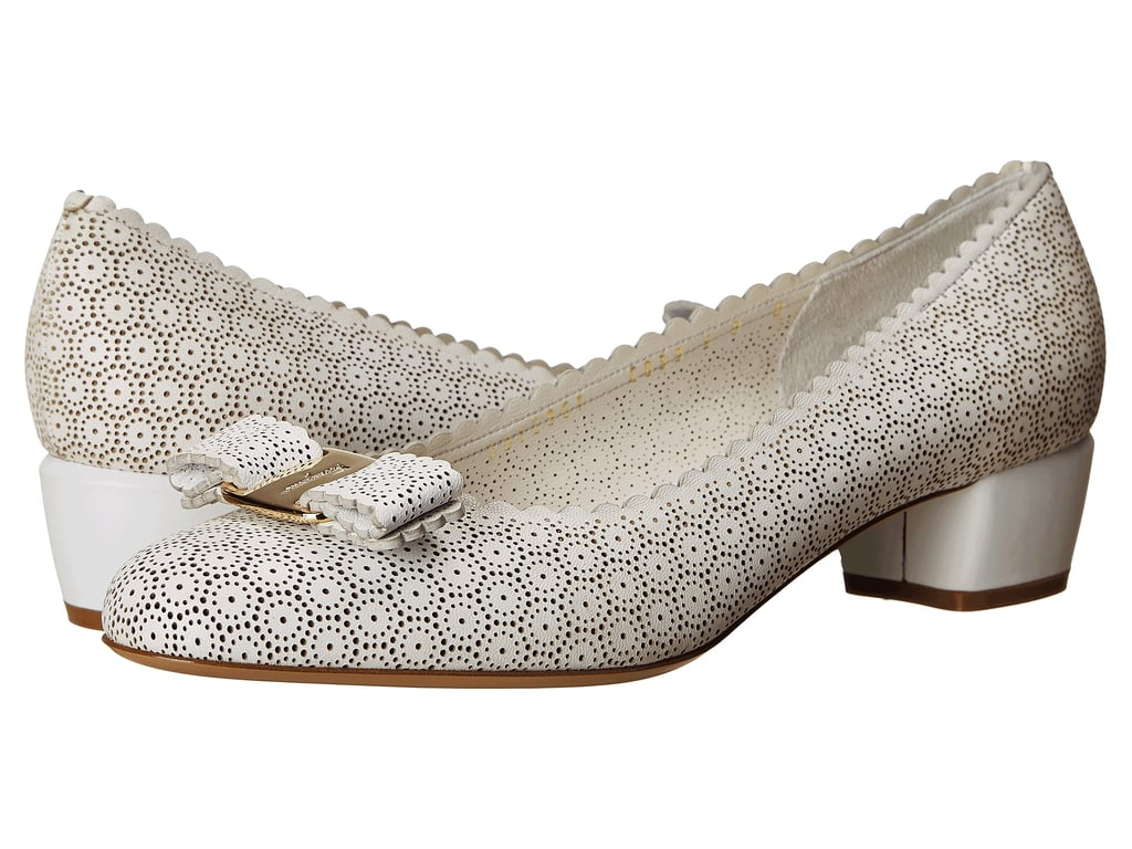 Salvatore Ferragamo Vara Lace Shoes