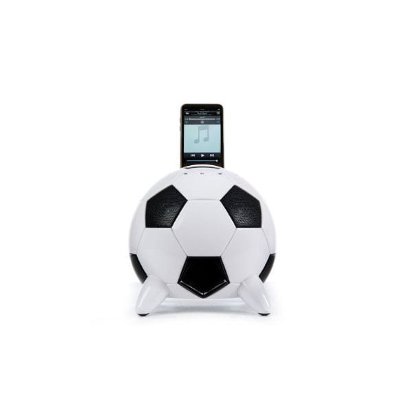 Mi Football iPhone/iPod Speaker Dock ($56)