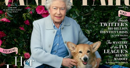 All You Have to Do to Get on a Magazine Cover As a Woman Over 50 Is Be the Queen of England