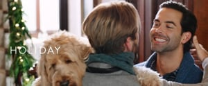 Holiday Ad Stars Real-Life Gay Couple, Will Make Your Heart Grow 3 Sizes