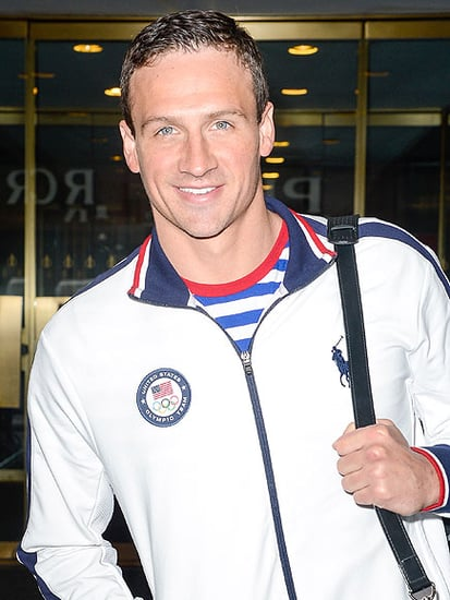 Ryan Lochte in Talks to Join Season 23 of Dancing with the Stars Cast After Rio Controversy