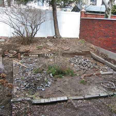 Before and After: A Brooklyn Backyard Gets Beautified