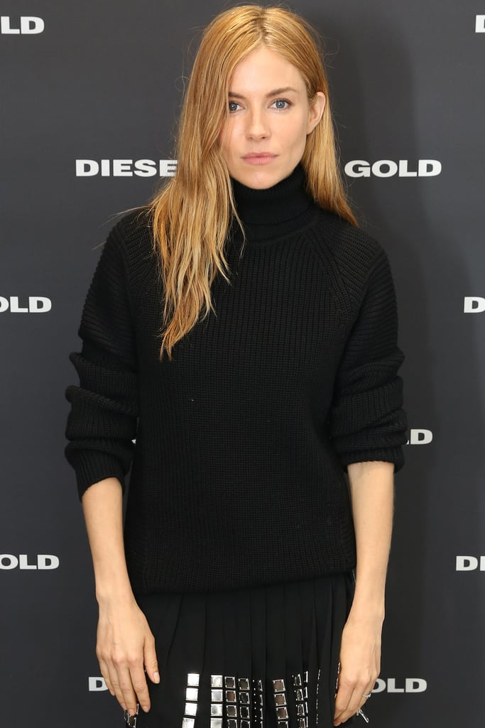 Sienna Miller joined Chef, which stars her American Sniper costar Bradley Cooper.