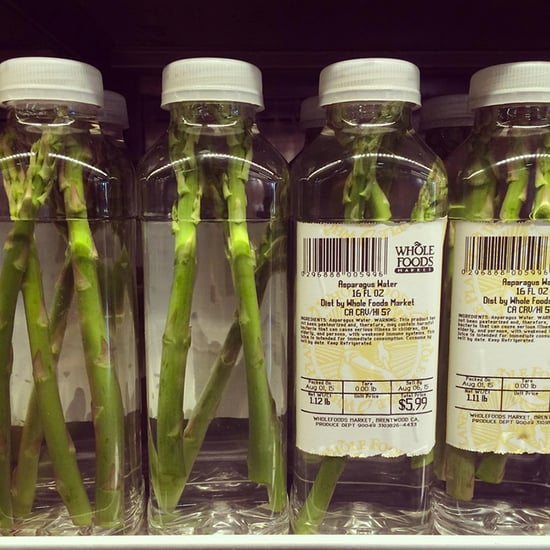 Whole Foods Sold Asparagus-Enhanced Water By Mistake