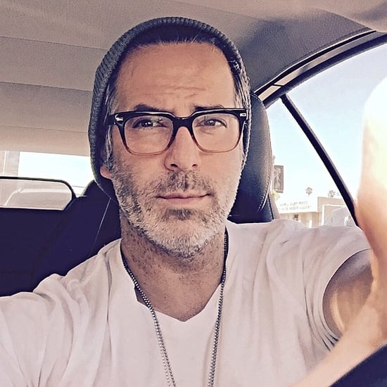 This Male Model Is the Hot Hipster Version of George Clooney