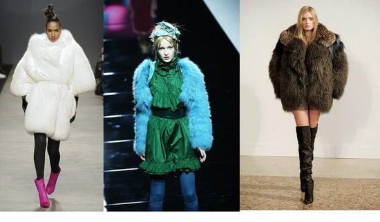 Fall 2009 Milan Trend Report: Statement Fur