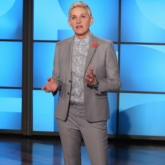 Ellen DeGeneres Speaks About Antigay Bill in Mississippi