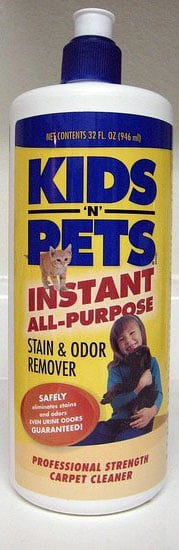 PetSugar Street Team: Kids 'N' Pets Stain and Odor Remover