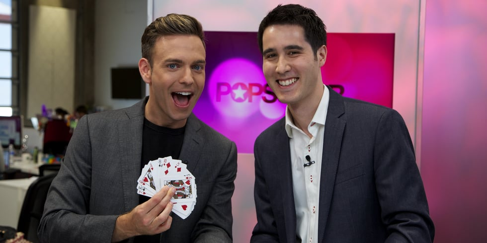 Video: The Head Magician From Now You See Me Teaches Us a Secret Magic Trick!