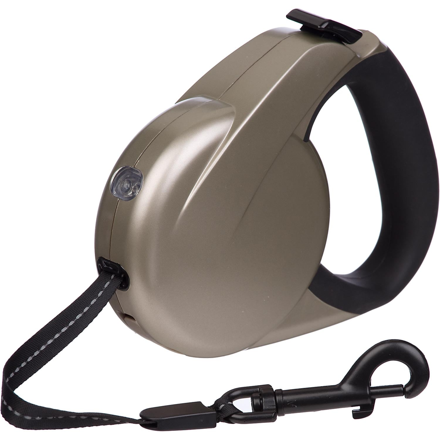 Retractable Cord Leash With Light
