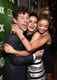 The kids of Modern Family — Nolan Gould, Ariel Winter, and Sarah Hyland — shared an adorable hug while arriving together at the Fox/FX soiree.