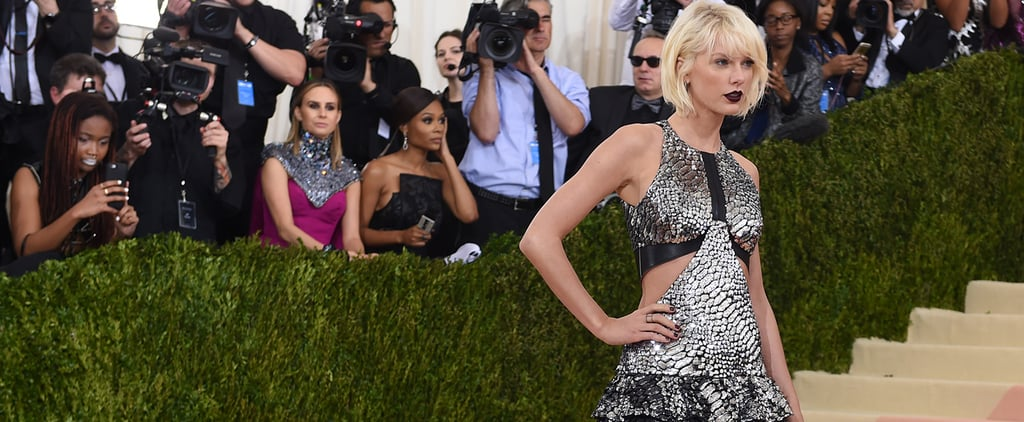 TaylorSwiftDitches Good-Girl Vibesand Goes Edgy at the MetGala