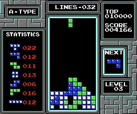 Tetris Was Invented
