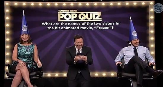 Best of Late Night TV: Savannah Guthrie, Matt Lauer Play 'Pop Quiz'; Dr. Phil's Scary Naked Selfie Leaks (VIDEO)