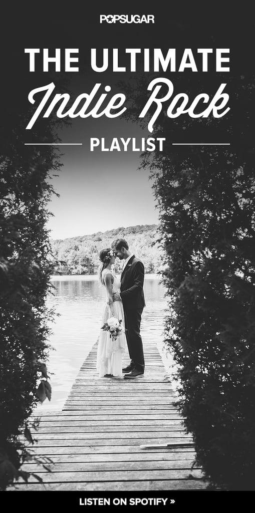 Indie Rock Wedding Songs