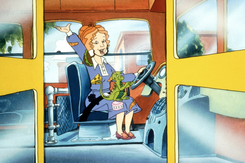 Ms. Frizzle: The Inspiration