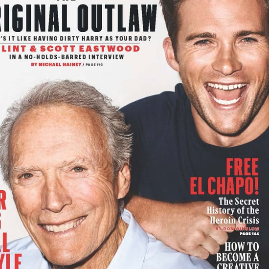 Scott and Clint Eastwood's Esquire Magazine Cover 2016