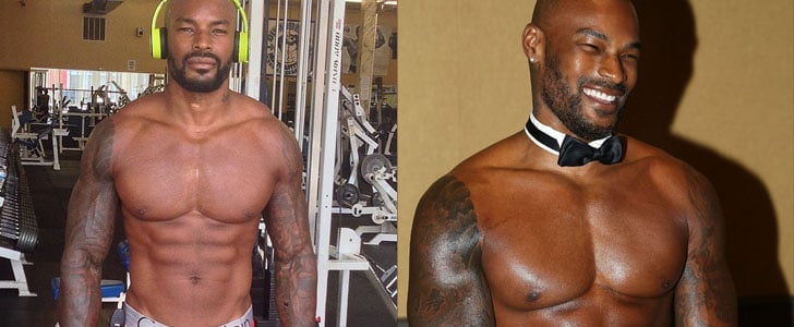 Tyson Beckford Reveals the Secrets to His Too-Hot-to-Handle Abs