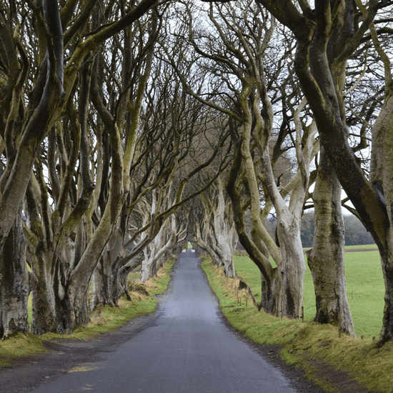 Haunted Places in Ireland