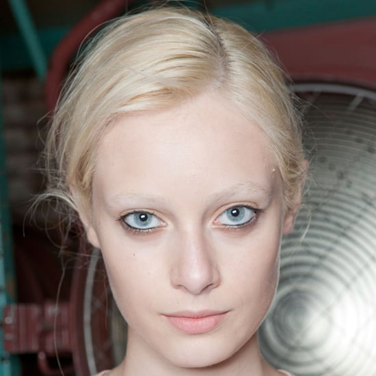 Yigal Azrouel Spring Hair and Makeup 2013