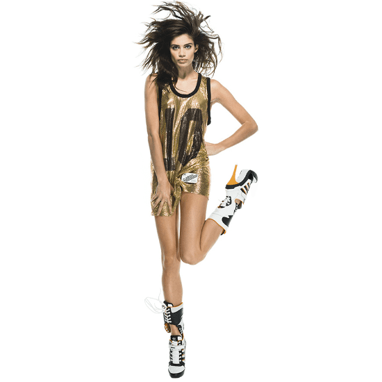 Jeremy Scott's New Adidas Collaboration Is Bound to Be a Blogger Favourite