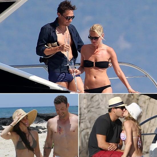 This Is How Stars Honeymoon!