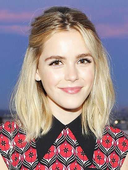 How to Wear Your Makeup to Work on Monday, Courtesy of Kiernan Shipka