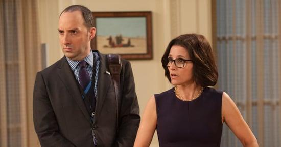 Veep's Tony Hale Reveals Julia Louis-Dreyfus' Hilarious Critique After He Broke Character by Laughing