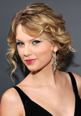 Taylor Swift at 2009 Grammys