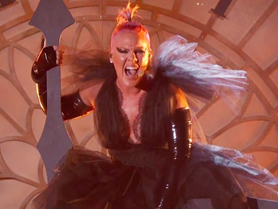 Pink Soars on a Trapeze (Again!) for 'Just Like Fire' Performance During Billboard Music Awards