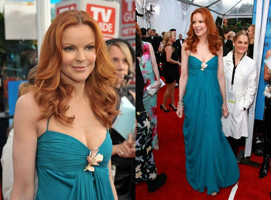 Screen Actors Guild Awards: Marcia Cross