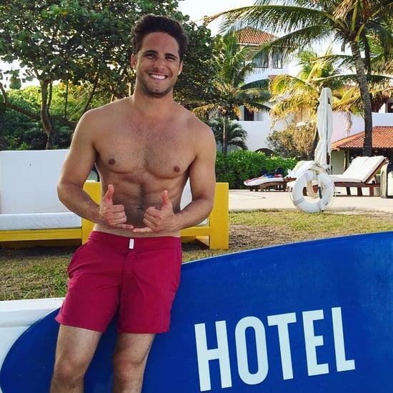 Diego Boneta Hot Instagram Pictures
