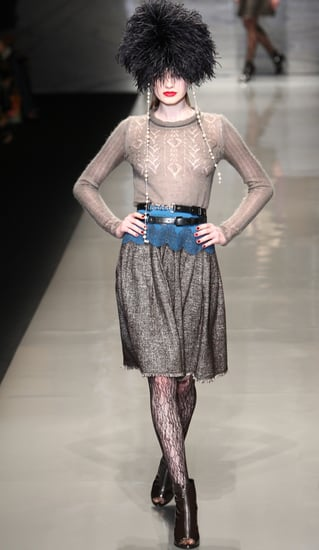 Japan Fashion Week: Yukitorii Fall 2009
