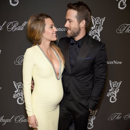Blake Lively Shows More Than Just Her Bump on the Red Carpet With Ryan